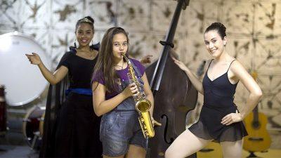 Rio das Ostras abre vagas para cursos básico e técnico de música, dança e teatro