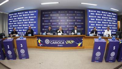 Ferj determina paralisação do Campeonato Carioca por 15 dias