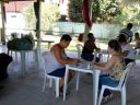 Promoção Social beneficia 100 famílias com cestas básicas