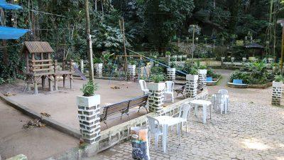 Parque da Caixa D'Água ganhará revitalização e demarcação de trilhas