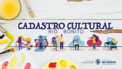 Recadastramento cultural é prorrogado em Rio Bonito