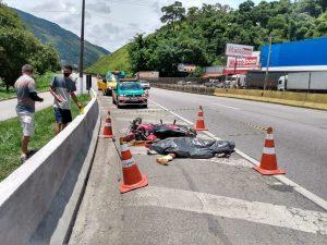 Homem morre após sofre acidente de moto em Rio Bonito
