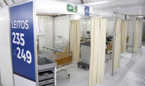 Senado proíbe fechamento de hospitais de campanha