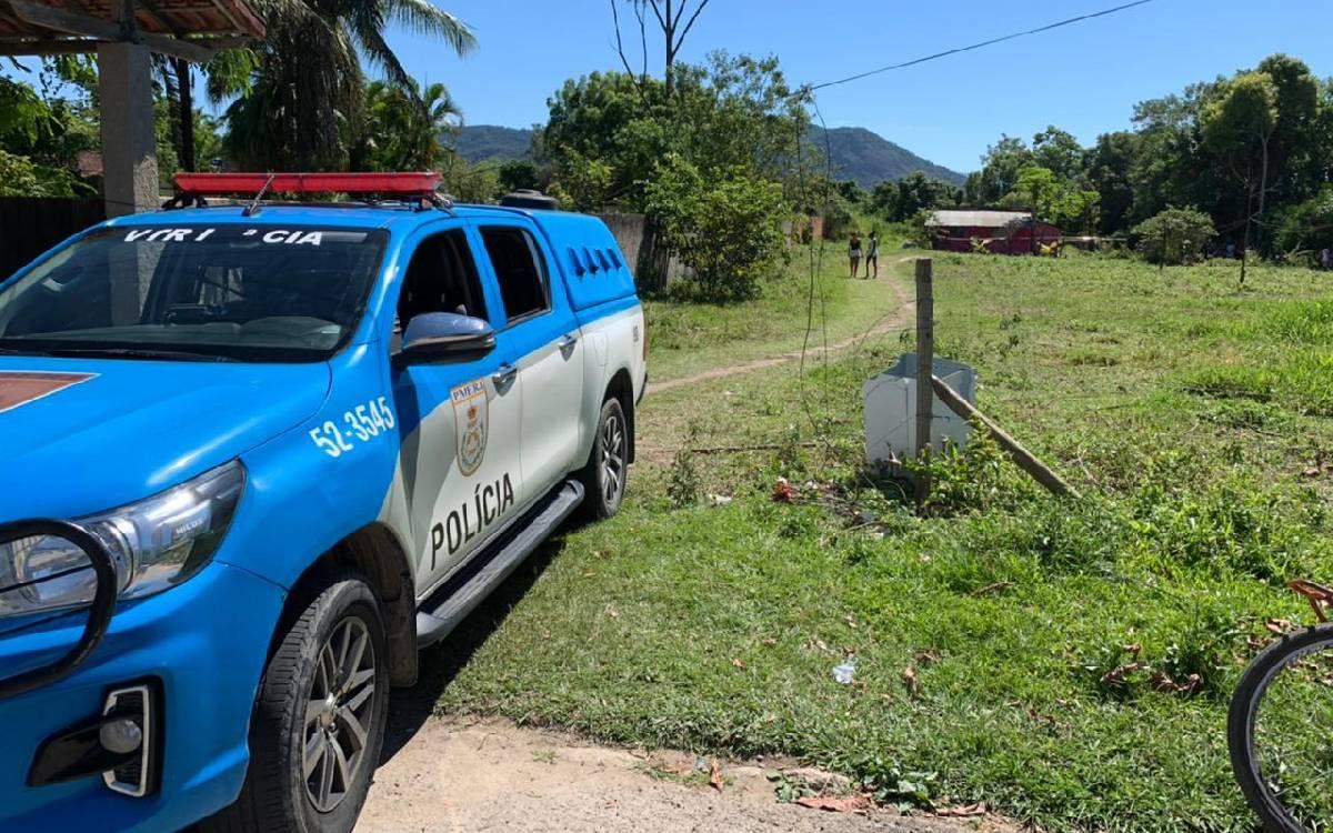 Triplo homicídio em Silva Jardim