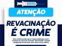 Prefeitura de Rio Bonito divulga nota sobre 'revacinação' e fala sobre responsabilização