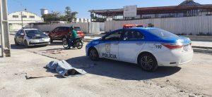 Homem é encontrado morto com golpes na cabeça, no Centro de Niterói