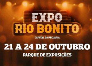 Começa nesta quinta-feira (21), em Rio Bonito, a 8ª Exposição do Cavalo Mangalarga Marchador e o 1º Leilão de Gado