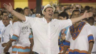 'Impossível' carnaval em julho no Rio diz Eduardo Paes