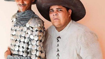 Lona na Lua reabre as portas para apresentação de Dom Quixote