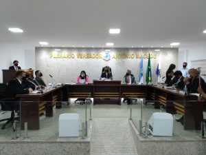 Câmara de Vereadores de Tanguá realiza sessão ordinária de abertura do ano legislativo