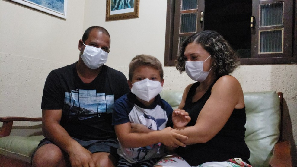 Menino já teve pneumonia 15 vezes aos 6 anos