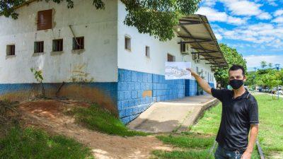 Prefeitura de Tanguá vai criar corredor de murais e grafites no Centro
