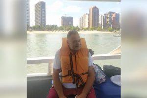 Familiares do empresário Domingos Sávio viajam ao Rio de Janeiro para fazer o reconhecimento dos dois corpos localizados na área de buscas nesta sábado