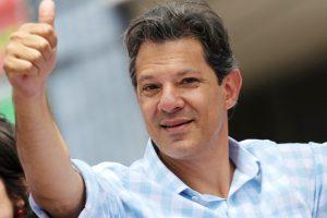 Indicado por Lula, Haddad afirma ser candidato à Presidência em 2022