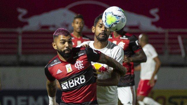 Gabigol iguala Romário e se torna o 4º maior artilheiro do Flamengo em Brasileiros