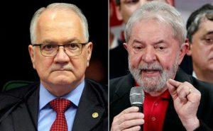 Fachin anula processos de Lula na Lava Jato