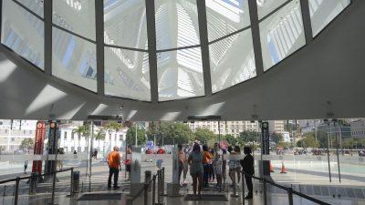 Museu do Amanhã inaugura hoje (4) a exposição temporária Coronaceno – Reflexões em tempos de pandemia