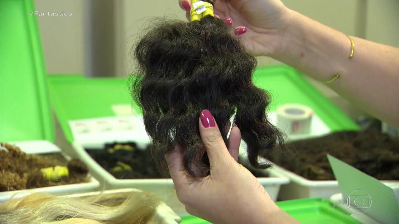 Esquema que desviava cabelos doados para pacientes com câncer é descoberto
