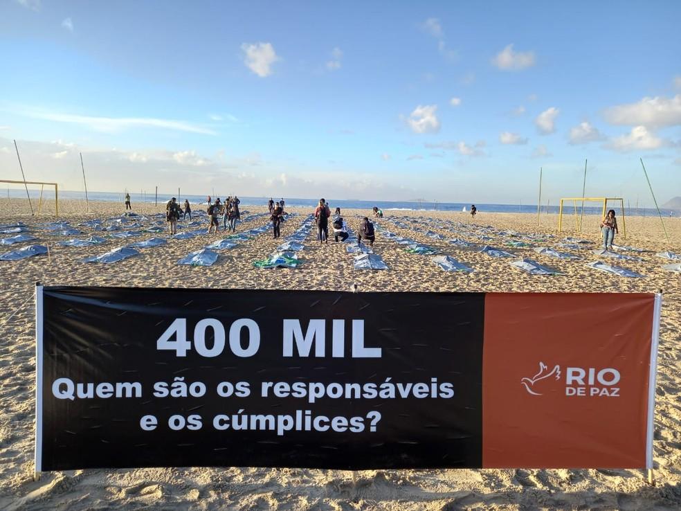 Rio de Janeiro:  7,5 mil casos e 349 mortes por Covid em 24 horas