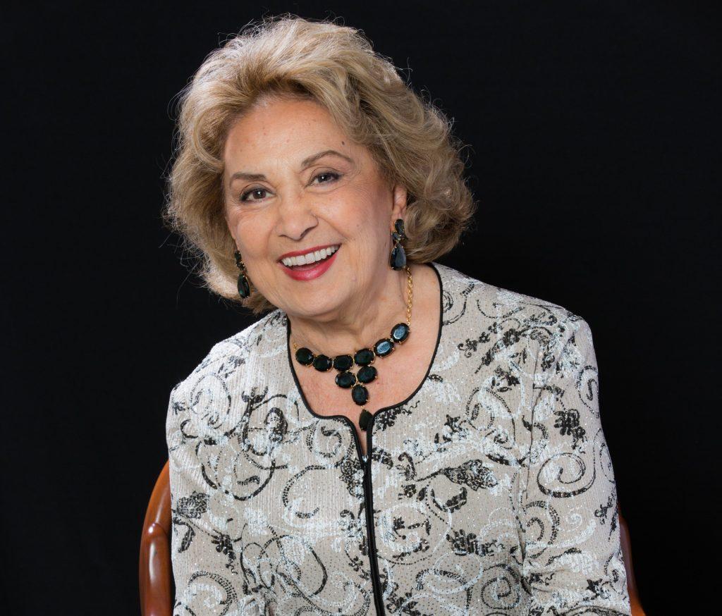 Atriz Eva Wilma, morre aos 87 anos
