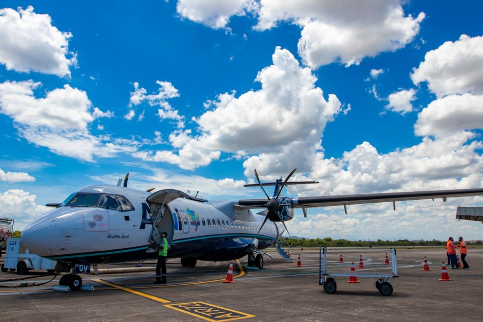 Aeroporto de Macaé volta a oferecer voos comerciais