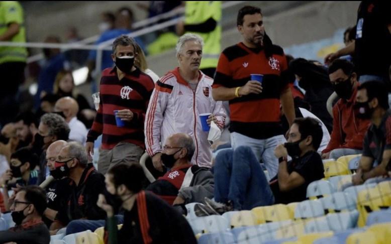 Ferj solicita à Secretaria de Saúde autorização para ter convidados na arquibancada do Maracanã na final do Carioca