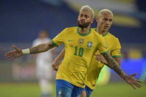 Brasil vence o Peru por 4 a 0 e mantém 100% de aproveitamento na Copa América