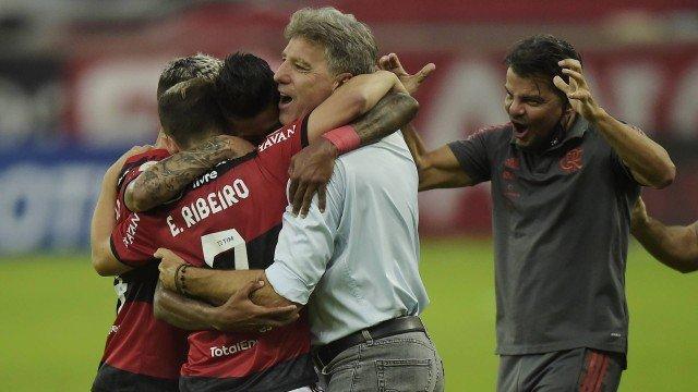 Renato Gaúcho tem melhor início de trabalho de um técnico nos últimos 12 anos do Flamengo