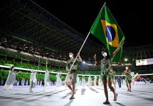 Abertura das Olimpíadas de Tóquio é marcada por simbolismos e homenagens