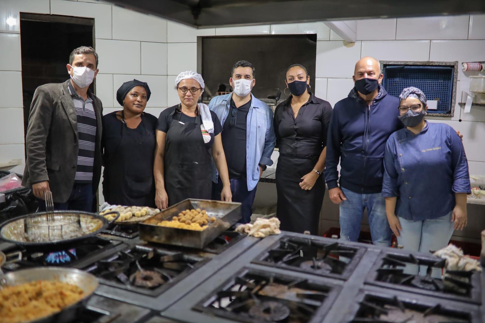 Premiação dos estabelecimentos encerra o 3º Festival Gastronômico de Inverno de Maricá