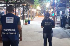 Prefeitura do Rio fecha evento com 700 pessoas em bar na Barra da Tijuca