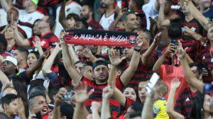 Ingressos para jogo do Flamengo pela Copa do Brasil vão variar de R$ 100 a R$ 900