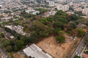 Engenho de Dentro vai ganhar parque com direito a bosque em homenagem a Dona Ivone Lara