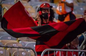 Permissão para presença de público em jogos do Flamengo é derrubada pelo STJD
