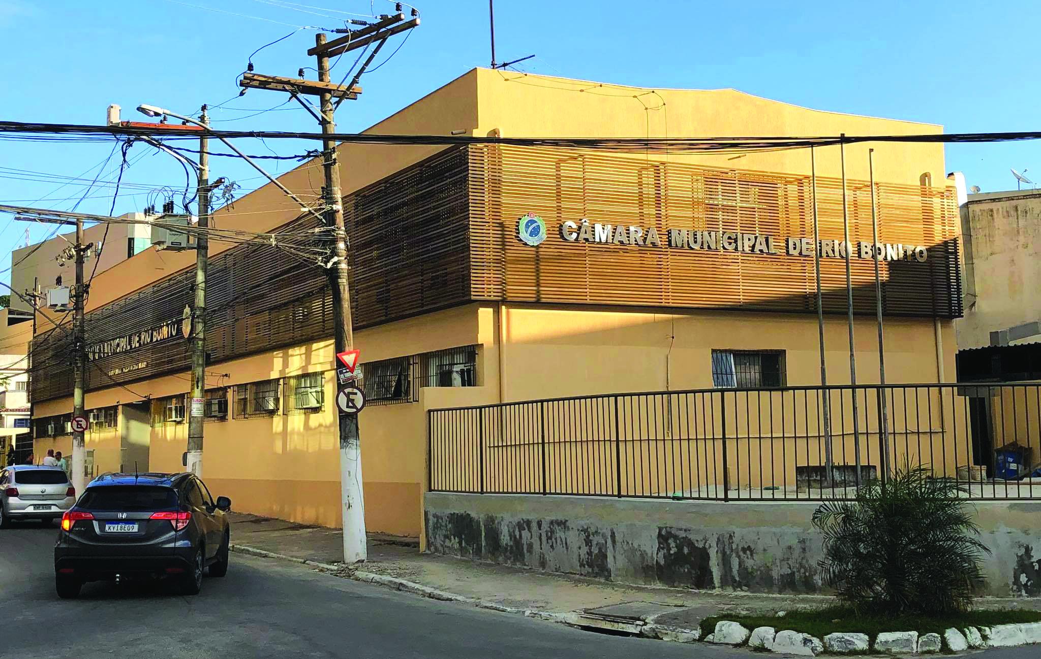 Grupo de vereadores pede investigação contra o presidente da Câmara de  Rio Bonito, Eduardo Soares