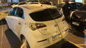 Polícia Militar recupera carros roubados em Niterói; houve troca de tiros