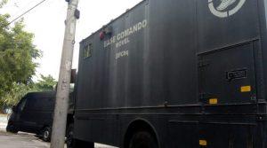 Governador Cláudio Castro anuncia que São Gonçalo ganhará unidade do Batalhão de Choque da Polícia Militar