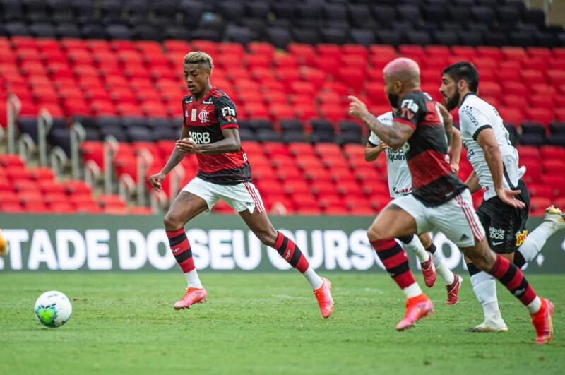 Prefeitura do Rio autoriza público em jogos do Flamengo no Maracanã