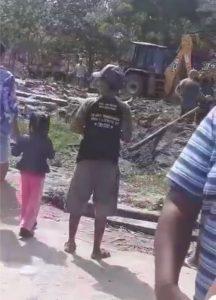 Em nota, Prefeitura de Tanguá esclarece que ação foi uma determinação do Ministério Público, após denúncia