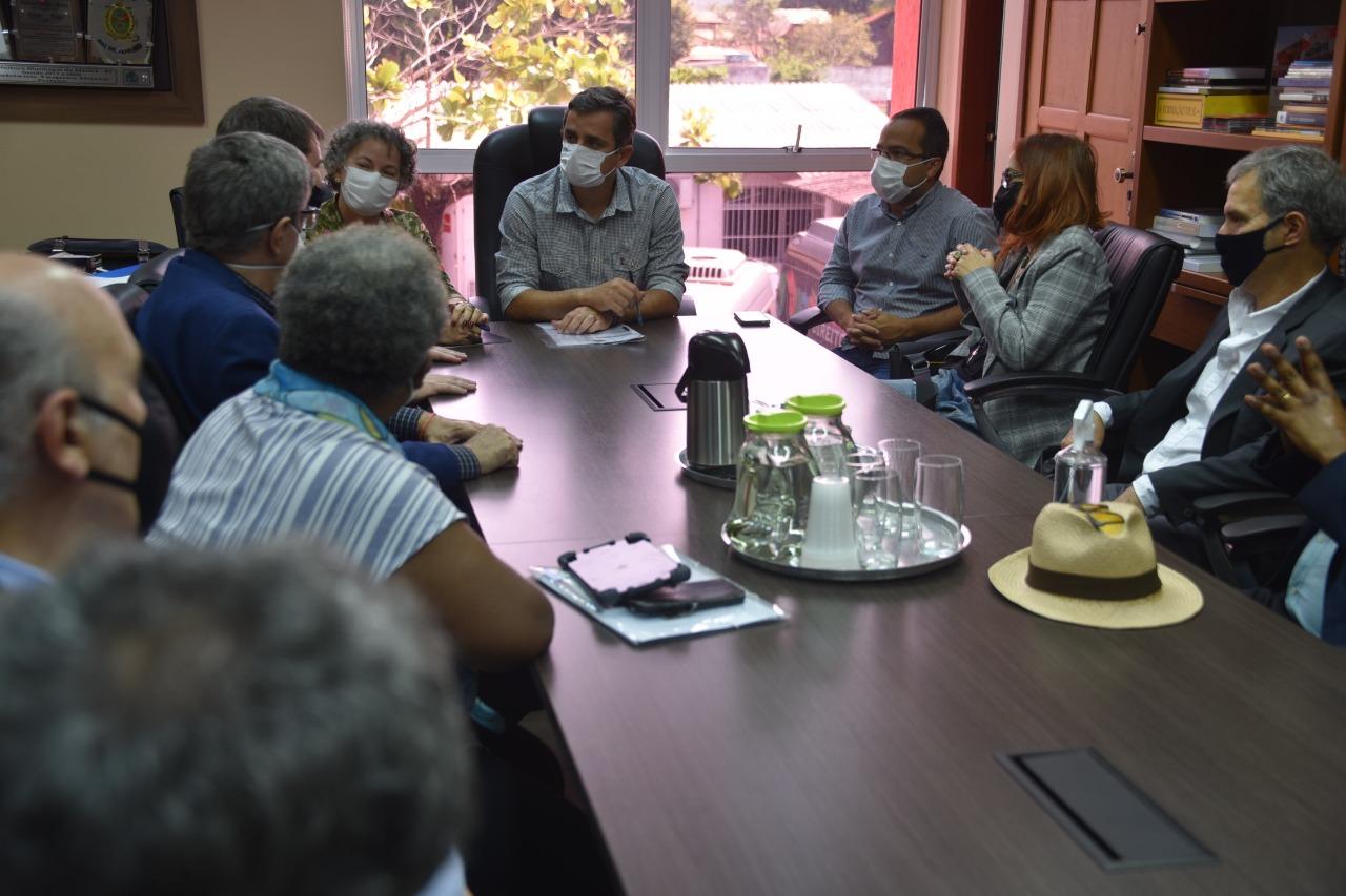 Uerj e Maricá aprofundam diálogo para criar polo da universidade no município