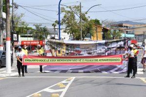Prefeitura de Maricá realiza ação de conscientização na Semana Nacional do Trânsito
