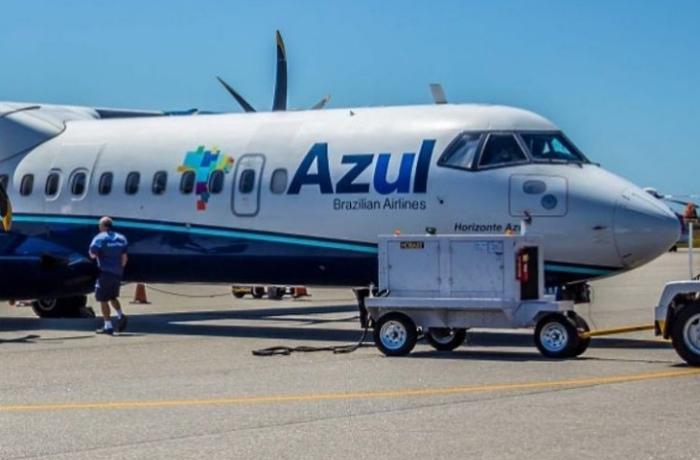 Cabo Frio, na Região dos Lagos, volta a receber cinco frequências semanais de voos da Azul