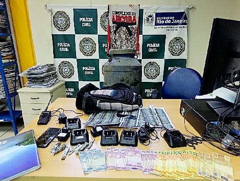 Acusado de tráfico é preso em Rio das Ostras