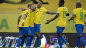 Brasil vence o Peru e mantém 100% nas eliminatórias sul-americanas para a Copa do Mundo de 2022, no Catar