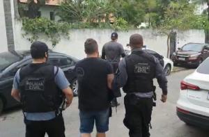 Operação da Polícia Civil prende 15 suspeitos de ligação com a milícia da Muzema e Rio das Pedras, no Rio