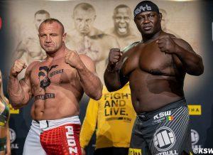 """""""Homem mais forte do mundo"""" faz duelo de gigantes contra senegalês; o confronto será em outubro"""