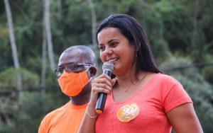 Candidata a prefeita de Silva Jardim, Maira de Jaime (PROS), tem candidatura deferida pelo TRE