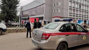 Atirador mata seis pessoas e fere 24 em universidade da Rússia