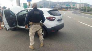 Operação Égide da Polícia Rodoviária Federal prende três homens neste domingo