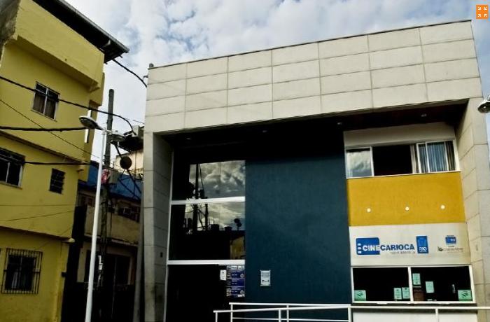 CineCarioca reabre após quase dois anos fechado no Complexo do Alemão